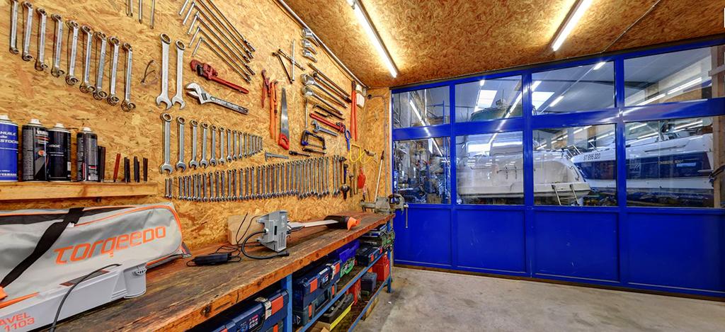 Atelier Bateau Concept à Mâcon